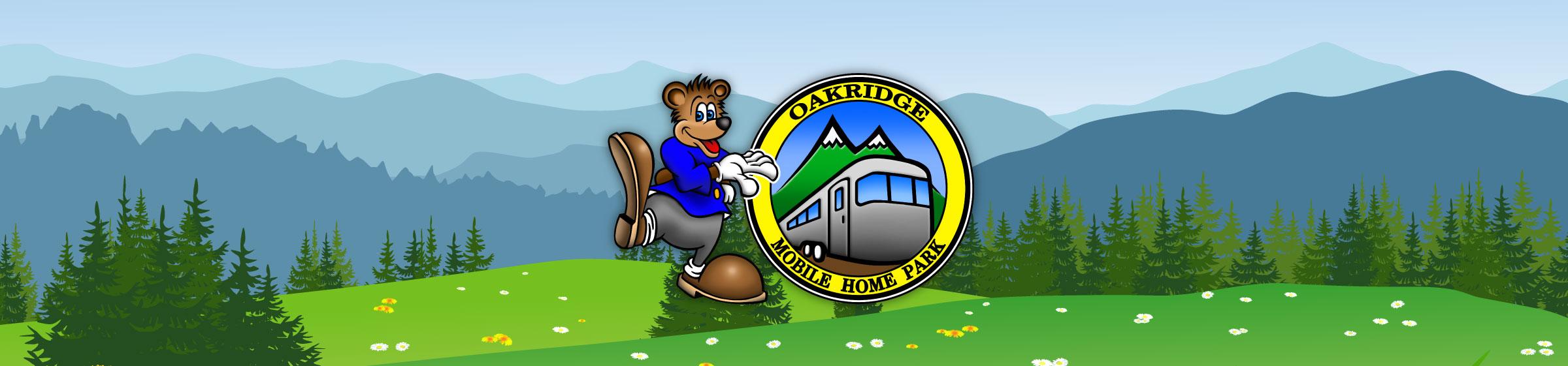 Oakridge homepage image