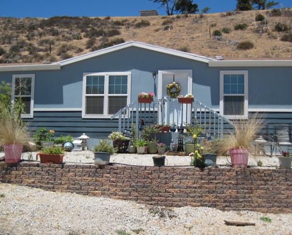 oakridge mobile home