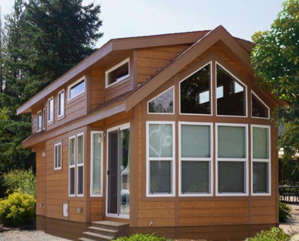 tiny home dwelling image